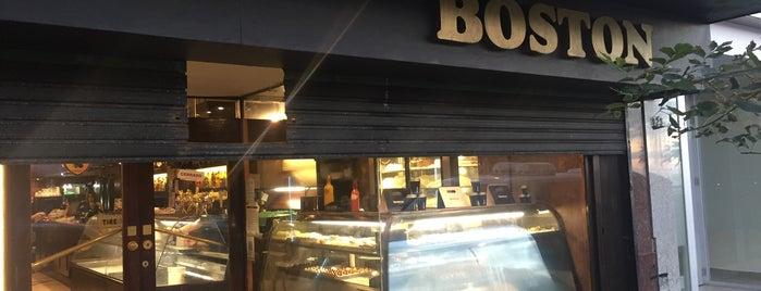 Boston is one of Locais curtidos por Rodrigo.