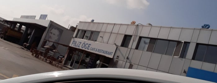 Filiz Oge Mutfagi is one of Tekirdağ.