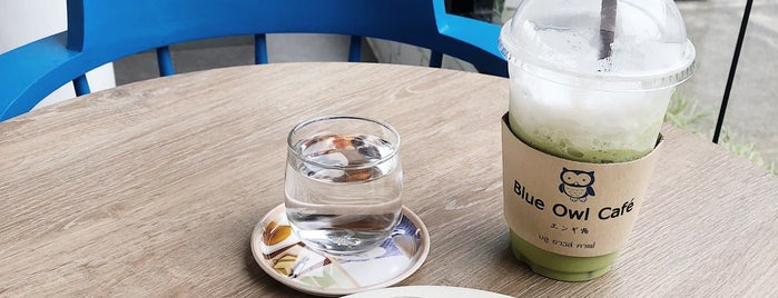Blue Owl Café is one of 07_ตามรอย_coffee.