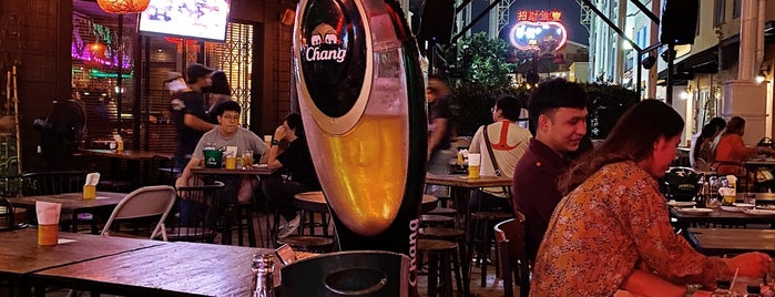Chong Charoen Festival is one of Nightlife.