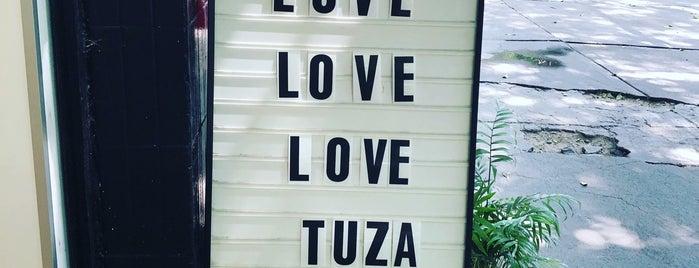 Tuza is one of CDMX.