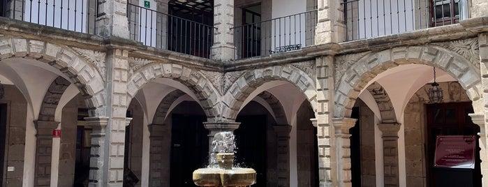 Museo de la Cancilleria is one of Lieux qui ont plu à Diana.