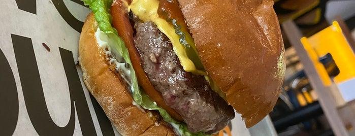 We Love Burgers is one of Orte, die Liliana gefallen.