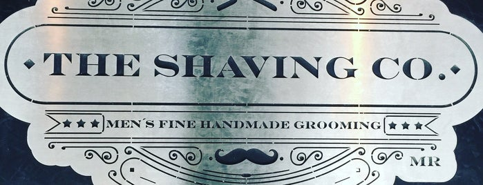 The Shaving Co. Signature is one of Diego'nun Beğendiği Mekanlar.