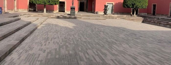 Centro de las Artes San Luis Potosí Centenario is one of Lieux qui ont plu à Diana.