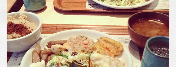 Organic Restaurant HIROBA is one of Tokyo.