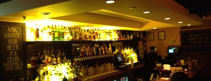 Amity Hall is one of USA NYC Favorite Bars.