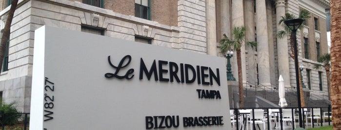 Le Méridien Tampa is one of Tempat yang Disukai Arif.