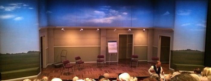 Ricketson Theatre @ Denver Performing Arts Complex is one of Katie 님이 좋아한 장소.