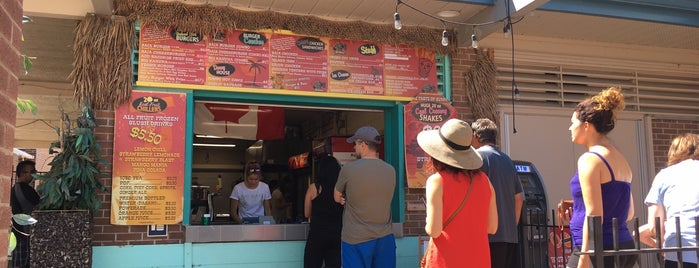 Baja Burger Shack is one of Ottawa.