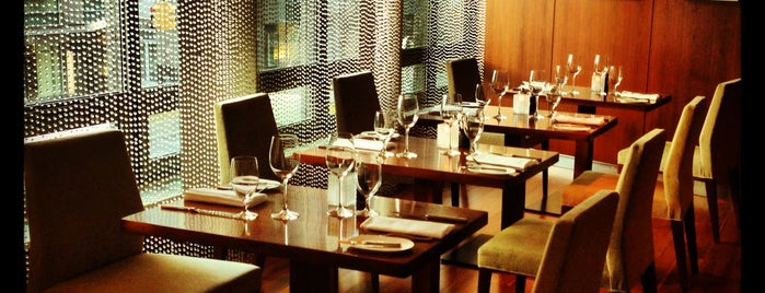 Atrio New York is one of NYC Restaurants TODO.