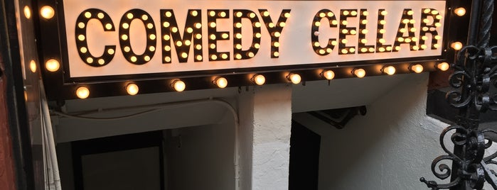 Comedy Cellar is one of NYC Miscellaneous.