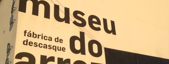 Museu do Arroz is one of André'ın Beğendiği Mekanlar.