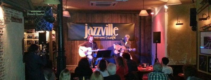 Jazzville is one of Lugares favoritos de Raúl.