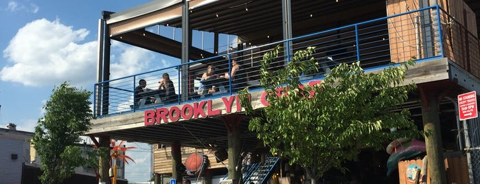 Brooklyn Crab is one of Lieux qui ont plu à letajanelle.