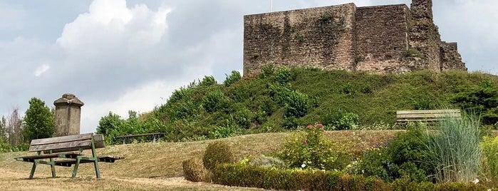 Château d'Épinal is one of Orte, die Ben gefallen.