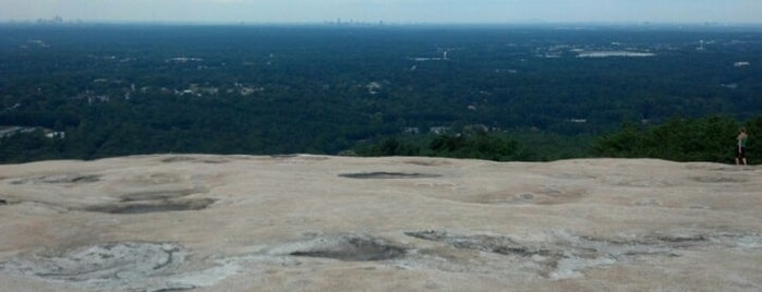 Stone Mountain Summit is one of #416by416 4sqDay List 1.