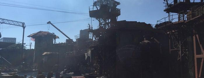 Universal Studios Hollywood is one of Lieux qui ont plu à Seba.