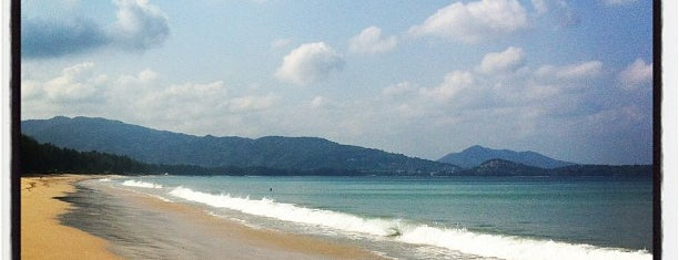 Layan Beach is one of Phuket.