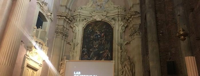 Oratorio San Filippo Neri is one of Art City 2014.