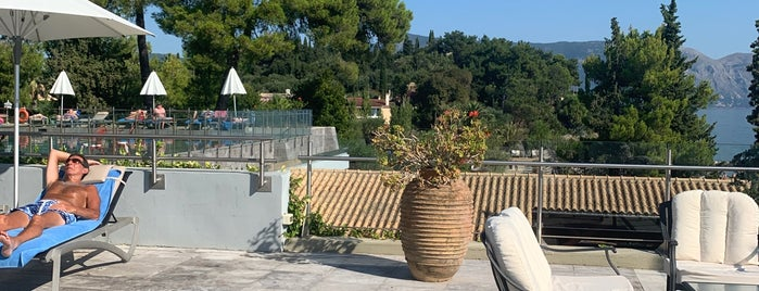 Kontokali Bay Resort Bar is one of Corfu.