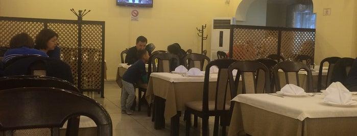Park Cafe is one of Çağrı : понравившиеся места.