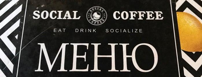 Social Coffee is one of Bişkek.