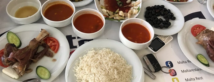 Malta Restaurant iraq Duhok is one of İzzetさんのお気に入りスポット.
