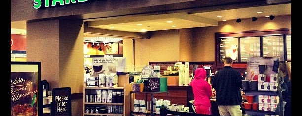 Starbucks is one of Amanda's Liked Places.