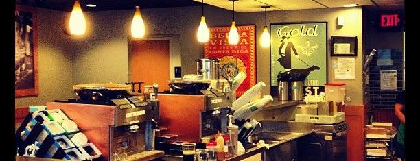 Starbucks is one of Elaine: сохраненные места.