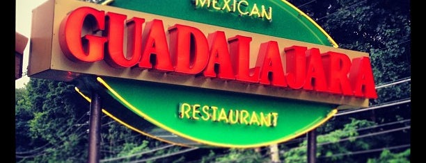 Guadalajara Mexican Restaurant is one of Westchester Eats.