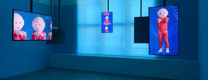 KINDL Zentrum für zeitgenössische Kunst is one of Lia: сохраненные места.