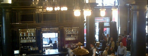 The Wolseley is one of London Breakfast.