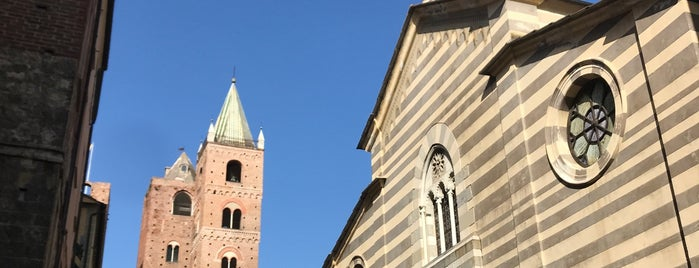 Albenga is one of COTE D'AZUR AND LIGURIA THINGS TO DO.