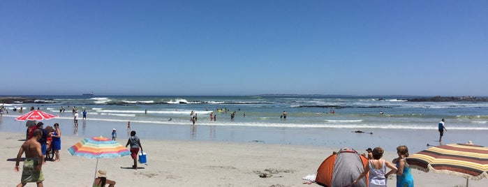 Big Bay Beach is one of South Africa.
