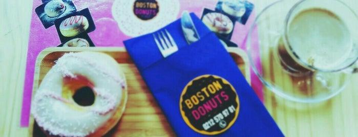 Boston Donuts Bakırköy is one of Baturalp 님이 좋아한 장소.