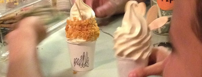 Momofuku Milk Bar is one of Show a Friend NYC.