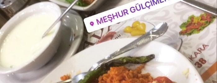 Meşhur Gülçimen Aspava is one of Berke : понравившиеся места.