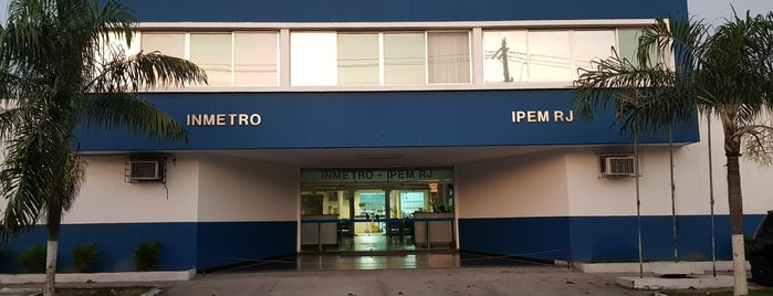 Instituto de Pesos e Medidas (IPEM) is one of Trabalho.