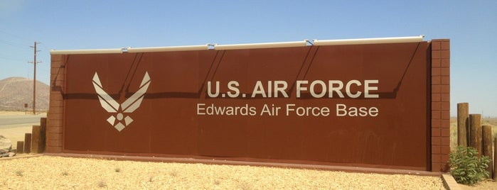 Edwards Air Force Flight Test Museum is one of Aerospace Museums.