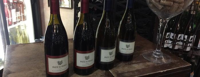 Galleria Wine & Liquor is one of Tempat yang Disukai Brandon.