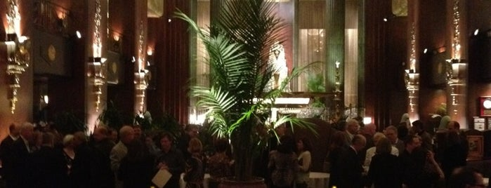 Orchids at Palm Court is one of Cincinnati Bars.
