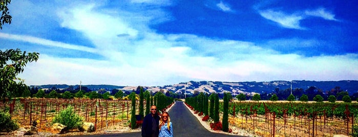 Patz & Hall Winery is one of Do: Sonoma ☑️.