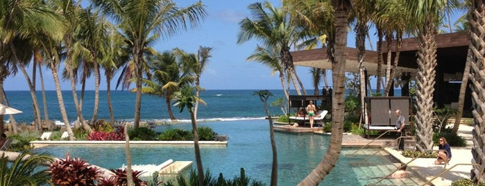 Dorado Beach is one of International: Hotels.
