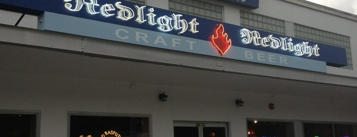 Redlight Redlight is one of Great Places to Get Craft Beer in Orlando.