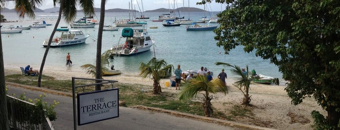 The Terrace is one of U.S. Virgin Islands.