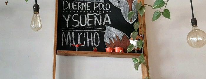 Baobab Café is one of Huequito en el Tambache.