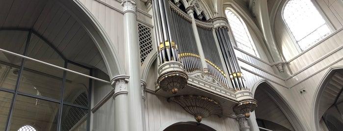 Amstelkerk is one of Amsterdam.