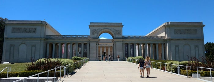 Legion of Honor is one of San Francisco Dos.