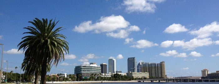 Bayshore is one of Tampa.